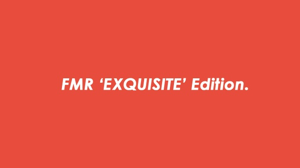 FMR 5.0 EXQUISITE EDITION #NCEdit