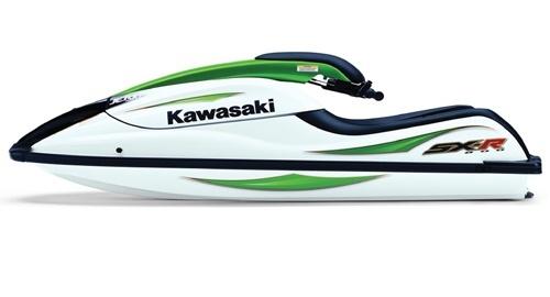 2003 Kawasaki JetSki 800 SX-R Factory Service Repair Manual Download