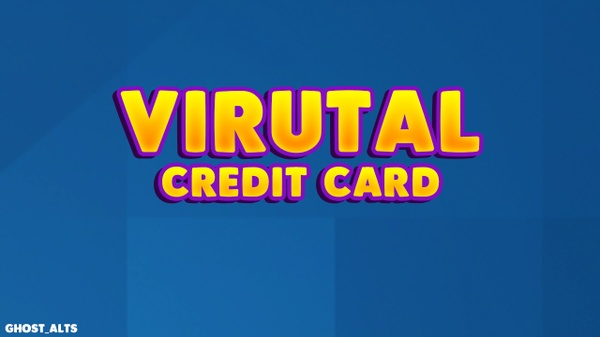 Virutal Credit Card