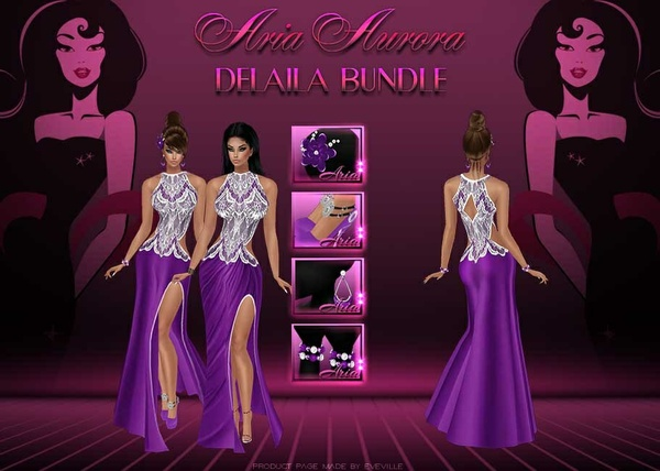Delaila Bundle ,/RESELL Right!!
