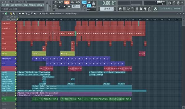 FL Studio - Deep House/Piano House Track