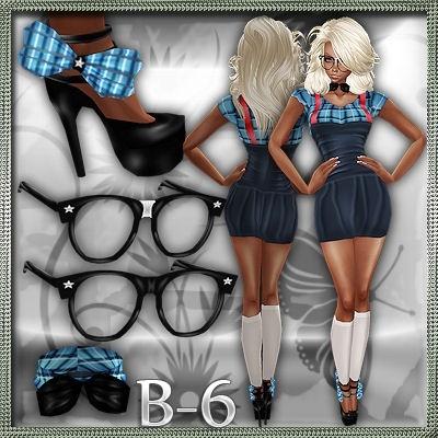 B-6 Sassy Nerd