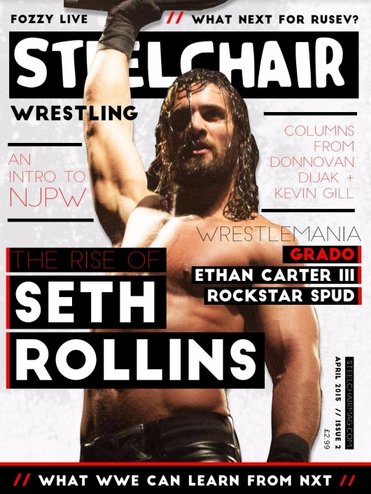 Steelchair Wrestling Magazine #2