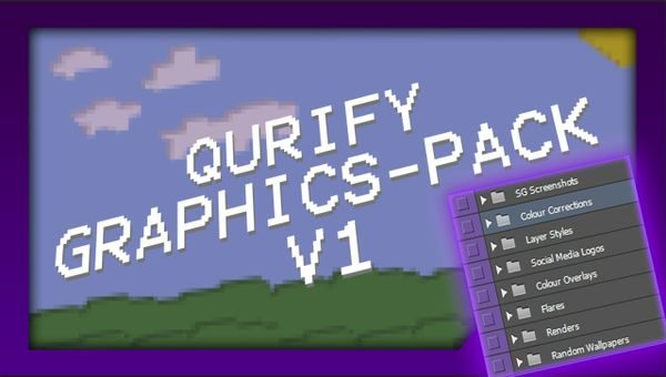 Qurify's Graphics Pack v1!