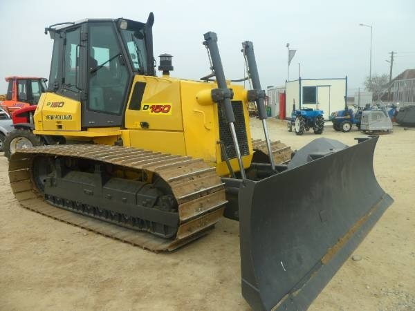 New Holland D150 CRAWLER DOZER Workshop Manual Download