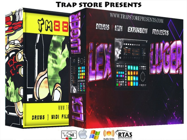 Trap Store Presents - Coming Soon