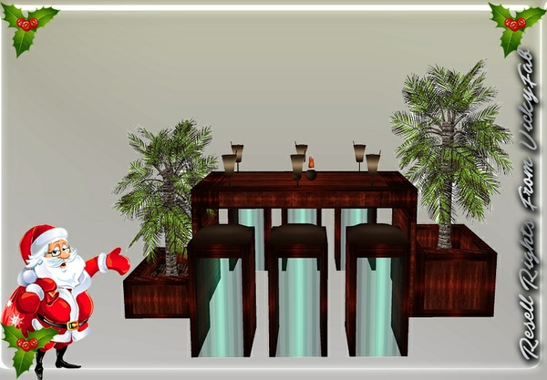 Summer Furniture 1 Mesh Catty Only!!!