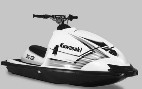 2006 Kawasaki Jet Ski X-2 Factory Service Repair Manual Download