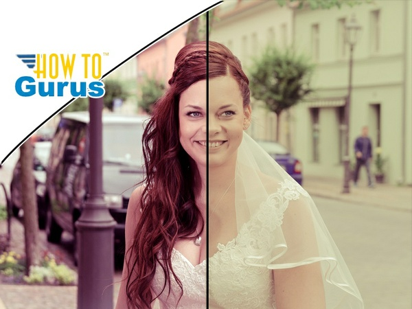 Photoshop Elements White Balance Tutorial : Using Levels to Correct Color in 15 14 13 12 11