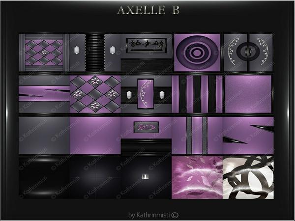 AXELLE B