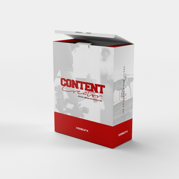 swaygfx™ - Content Creator ( Social Media Branding Kit Bundle )