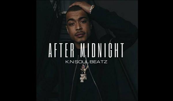 After Midnight - Smooth R&B Khalil Type Beat Instrumental