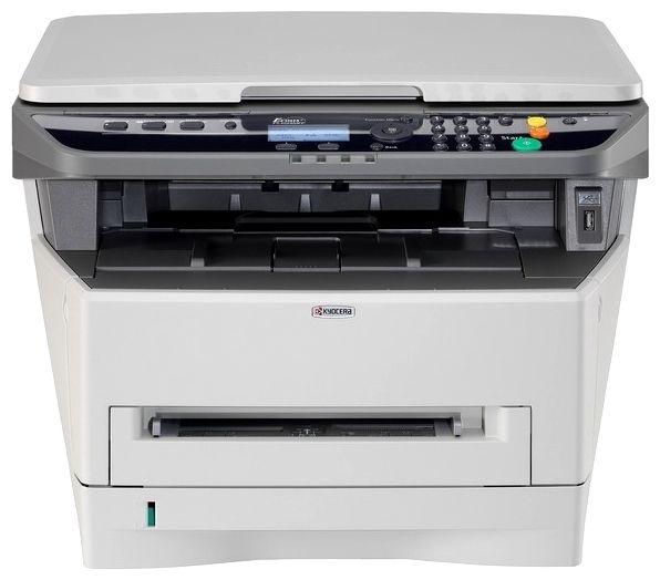 Kyocera FS-1024MFP / FS-1124MFP Multifunction Printer Service Repair Manual + Parts List