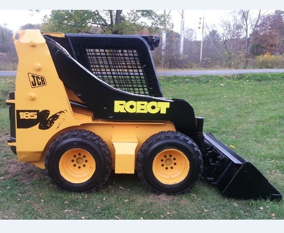 JCB Robot 185, 185HF, 1105, 1105HF Skid Steer Loader Service Repair Workshop Manual DOWNLOAD