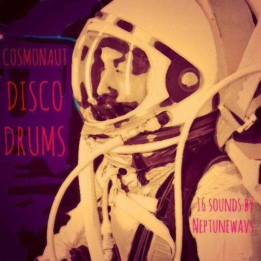 Cosmonaut Disco Drums
