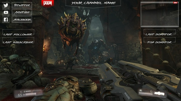 Overlay DOOM Package [Stream]