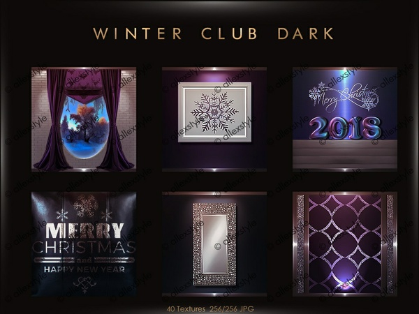 WINTER CLUB DARK