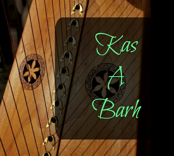 25-KAS A BARH FOR LEVER HARP PACK