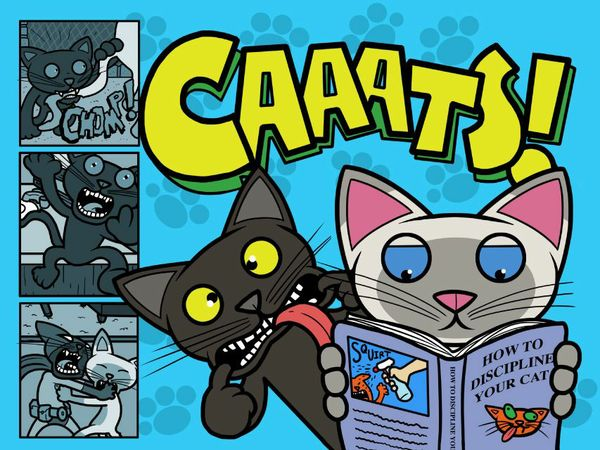 CAAATS! #3 PDF File