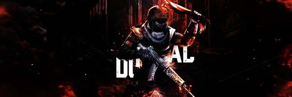 Header for Dual by Tsox