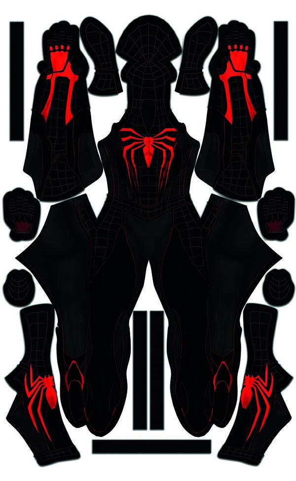 Miles Morales PS4 Design