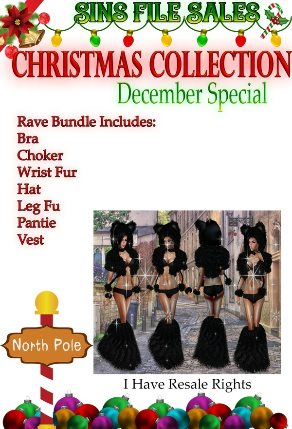 December Special - Rave Bundle