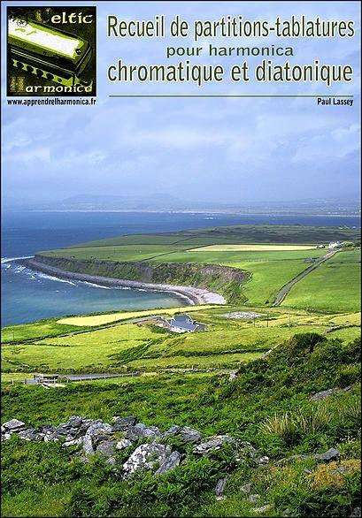 Recueil Celtic - Initiation - Harmonica diatonique et chromatique