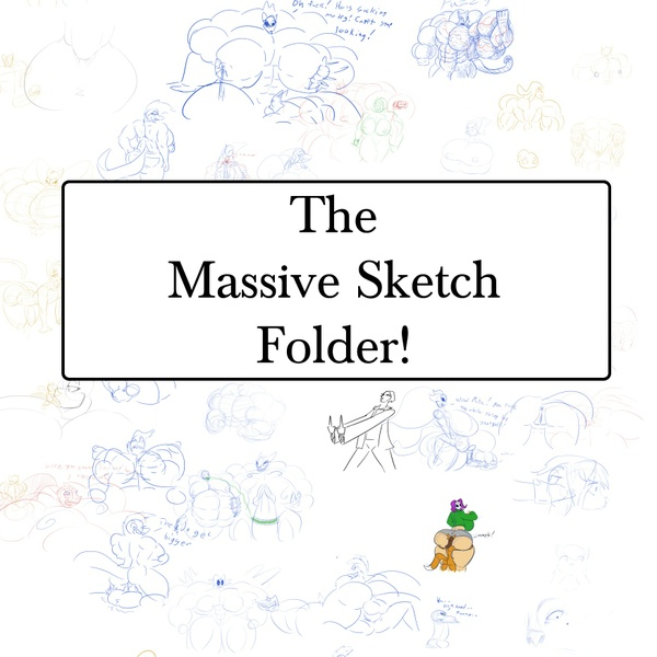 Massive Sketch Folder