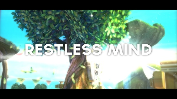 RESTLESS MIND PROJECT FILE