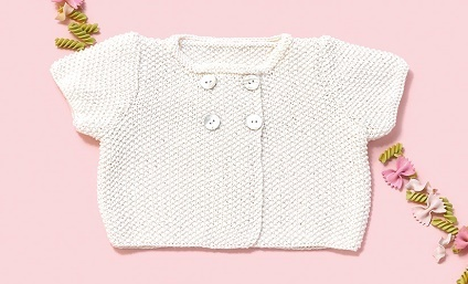 Seed St Cotton Cardi