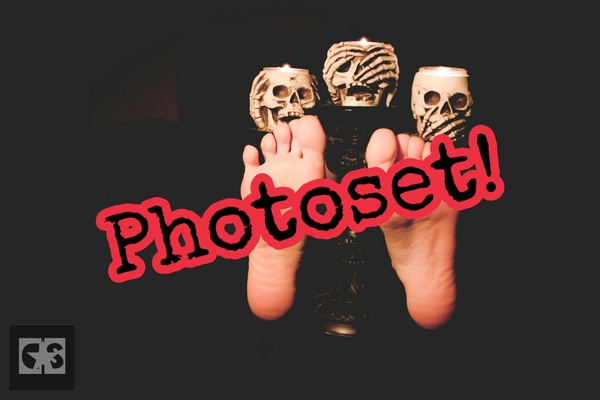 Danika Sixx - Feet and Skulls