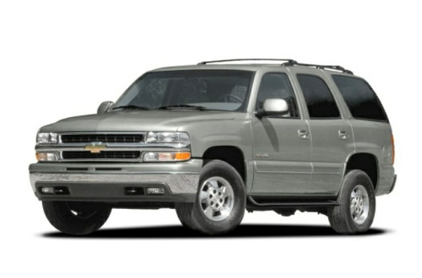 Chevrolet Tahoe 2005 Repair Manual