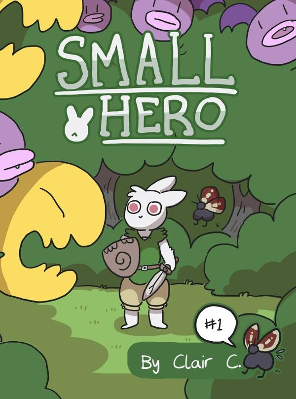 Small Hero #1 PDF & Wallpaper Bundle
