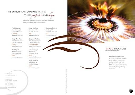 Business Brochure Template ( BRO-BS-01-02 )