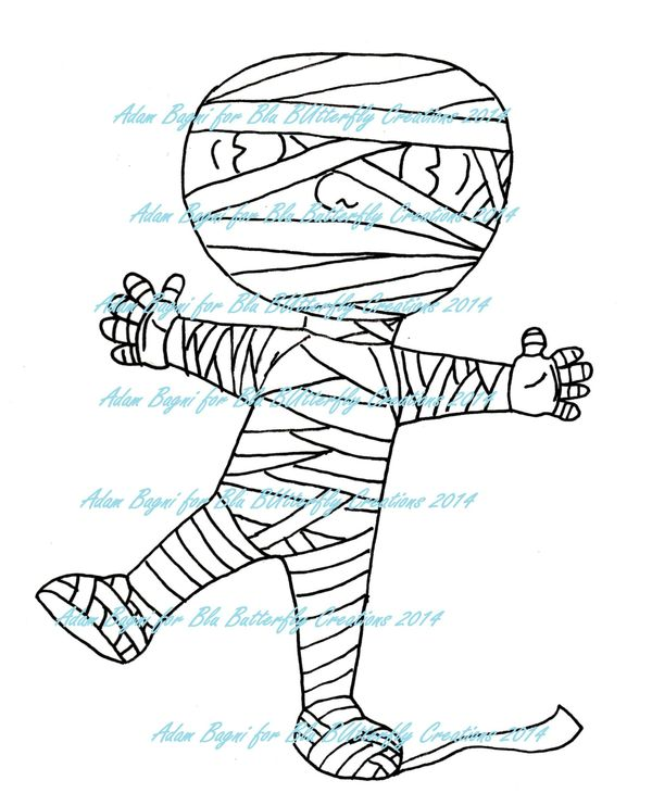 Dancing Mummy 2014