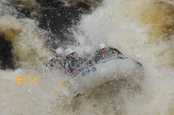 Penobscot Rafting 06/03/2017