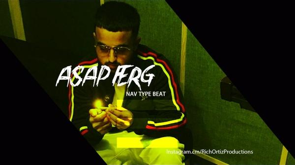 Nav Type Beat - Asap Ferg