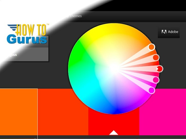 How to Use the Adobe Color Wheel to enhance Adobe Photoshop Elements 15 14 13 12 11
