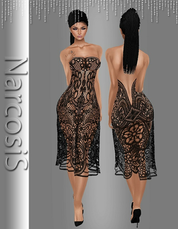 Lace Dress RESELL RIGHTS