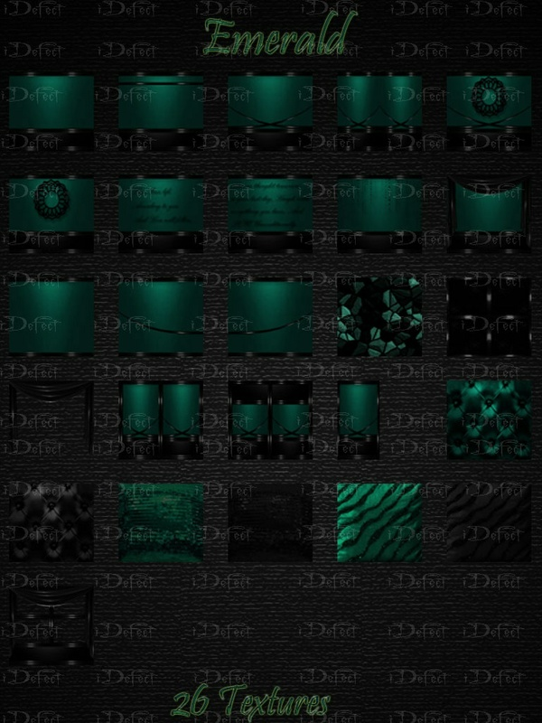 Emerald Room Texture