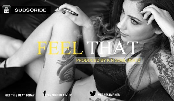 Smooth August Alsina Type Beat - Feel That