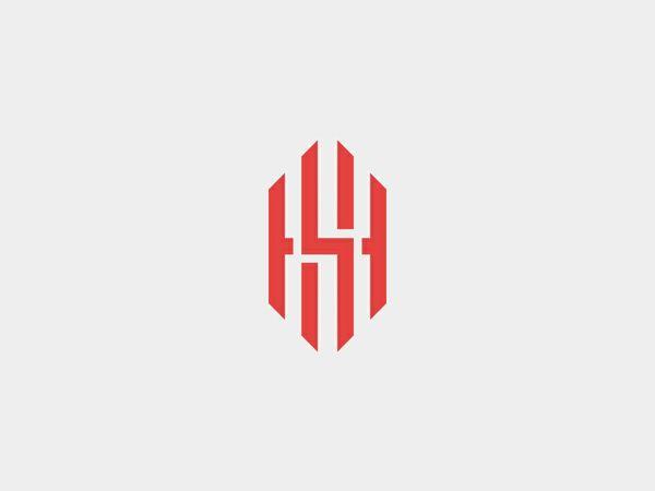 'HS' Logo Concept