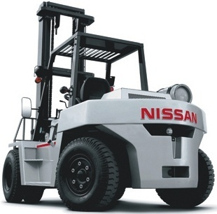 Nissan Forklift DF05A-50,-60,-70; MF05A-50,-60; UF05A-50,-60,-70 Workshop Service Manual