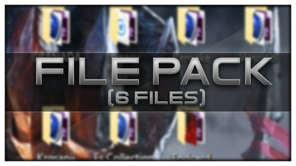 FILE PACK - 6 APO FILES