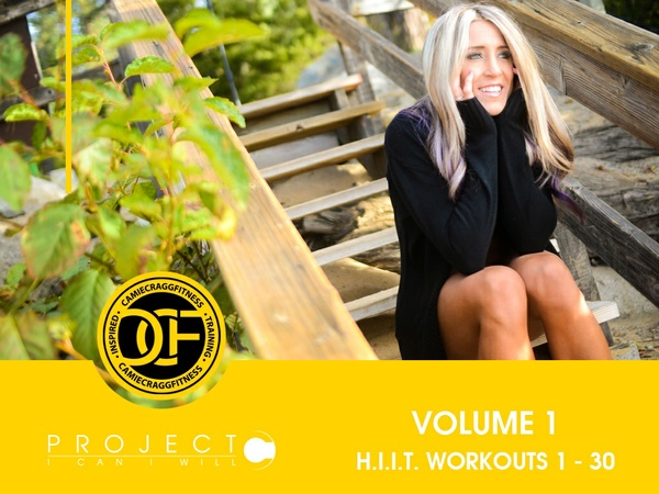 H.I.I.T. WORKOUTS VOLUME 1