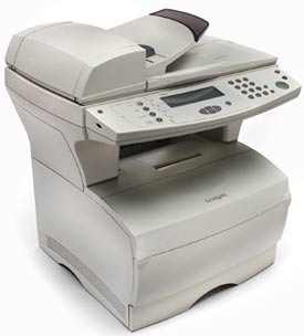 Lexmark X422 Laser Multi-Function Printer Service Repair Manual