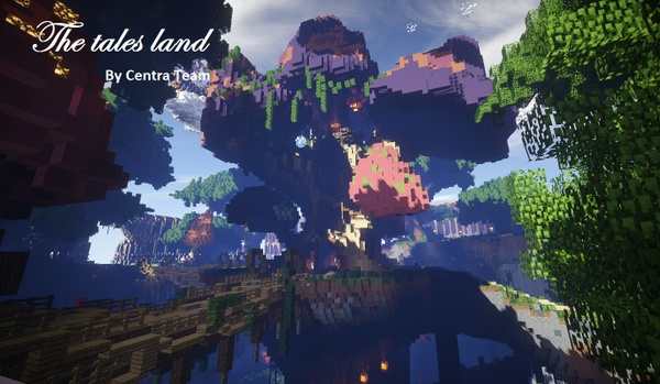 Minecraft Spawn - Tales Land