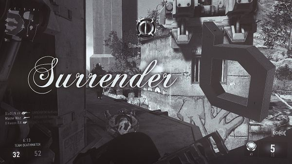 Surrender Project File