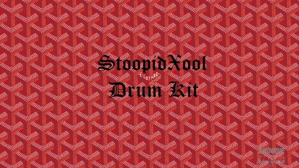 StoopidXool x BeatPluggz Drum Kit
