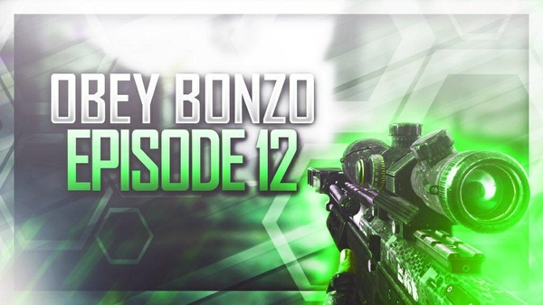 Obey Bonzo's episode project file
